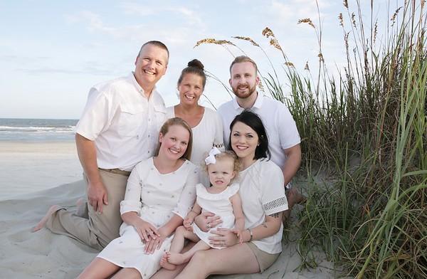 The Rhoten Family
