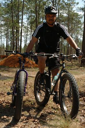 15 March 2011 Trail Dynamics on Munson