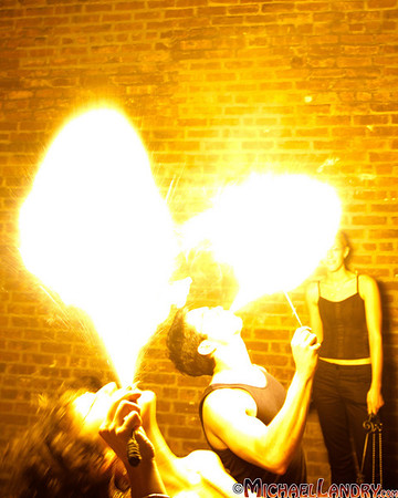 2010; Life of Fire party