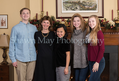 Family Portraits Jan thru March