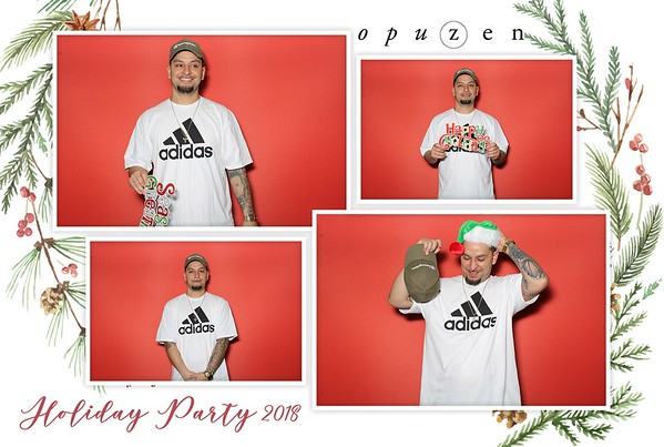 Opuzen - Holiday Party 2018