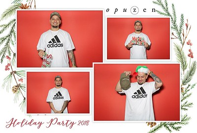 Opuzen - Holiday Party 2018