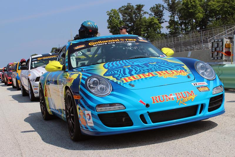 GS Rum Bum Racing Porsche 997