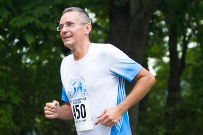Rockland Marathon - 2011