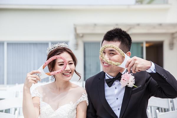 心之芳庭| 結婚之喜 | My Darling 寵愛妳的婚紗