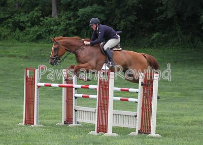 Grand Prix Field: 7/8 Year Old Jumper (Thursday)