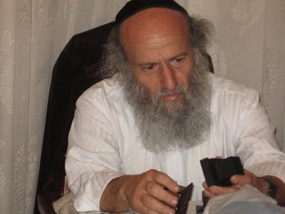 Rabbi Natan Siegel z'l