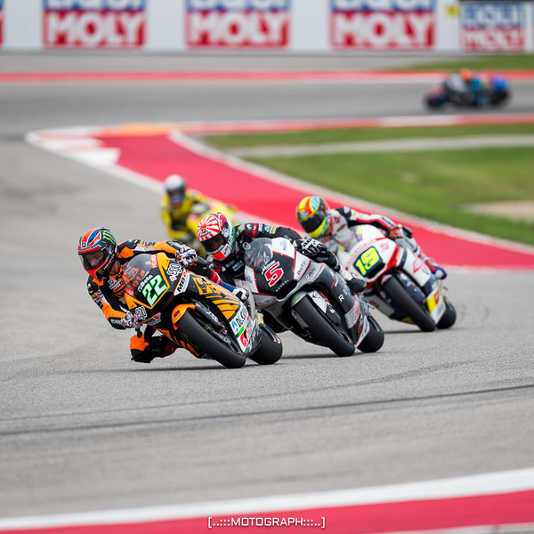 Red Bull Grand Prix of the Americas 2015