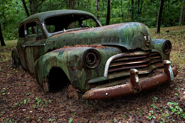Junkyard Color