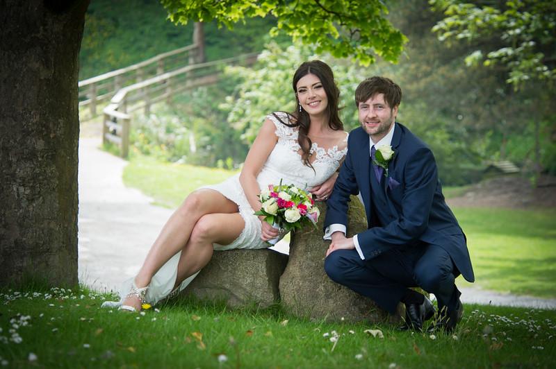 Blair McLear Wedding