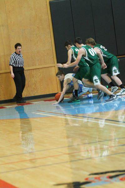 Lumberjack jv vs freeman 12-27-2012