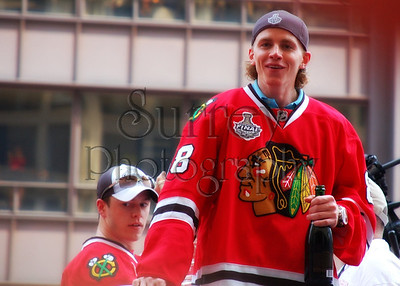 Blackhawks Stanley Cup Champion Celebration Parade