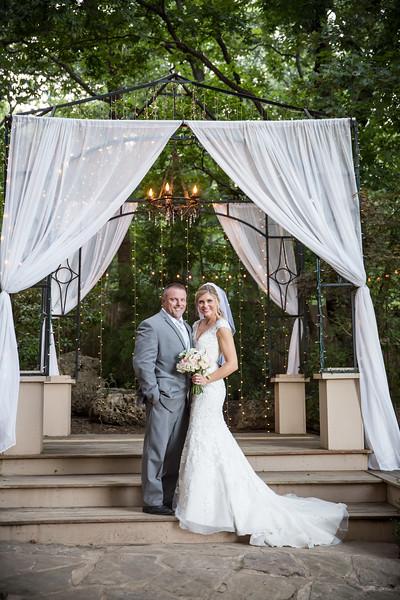 Ashton and Brian's Wedding @The Hidden Porch
