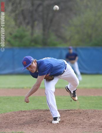 Penn Yan Baseball 4-17-12