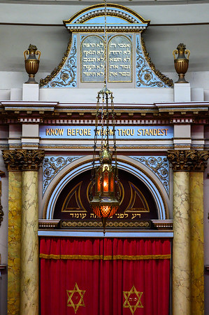Melbourne Hebrew Congregation Synagogue