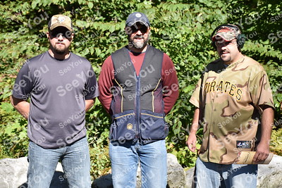 Sporting Clays 9-25-16