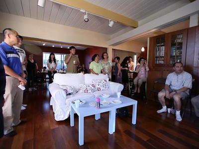 Baptism celebration 07-07-2013