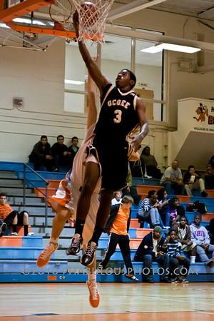 Ocoee @ Boone Braves Boys JV Basketball - 2010