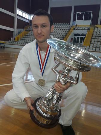 12. EUROPA CUP, Slavonski Brod 30.09-01.10.2017.