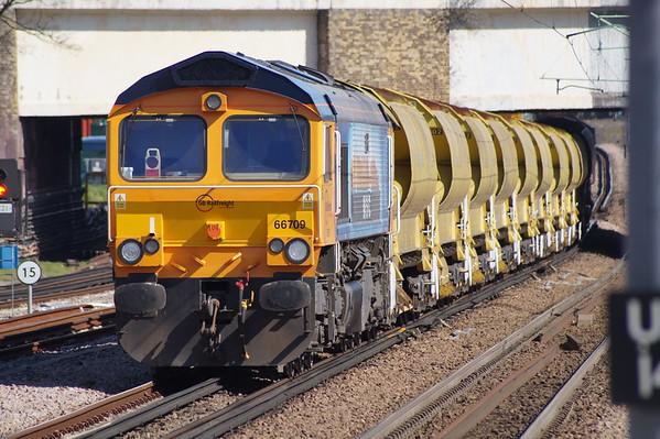 Trains By Date Taken