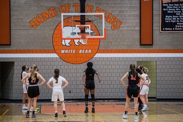 WBL Girls JV Basketball -V- Forest Lake 2021
