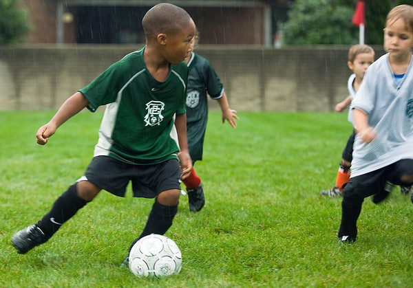 Grosse Pointe Soccer Strikers - U6, Fall 2008 Season