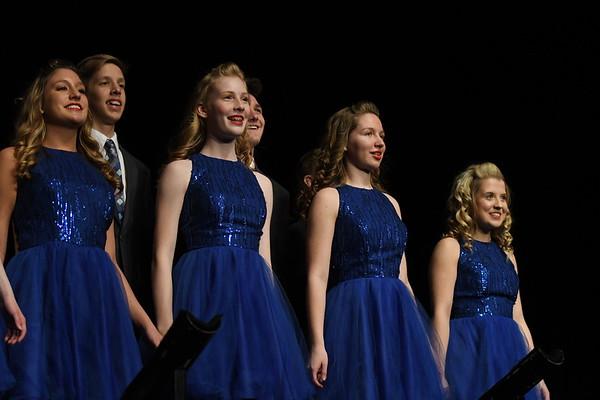 68th Show Choir - Norris Concert