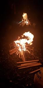 Fires at frylands