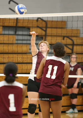 Dundee Volleyball 9-25-15