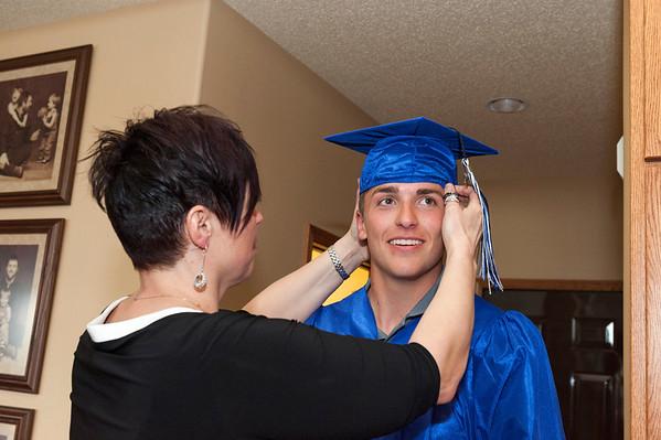 Brady' Graduation  Class 2014
