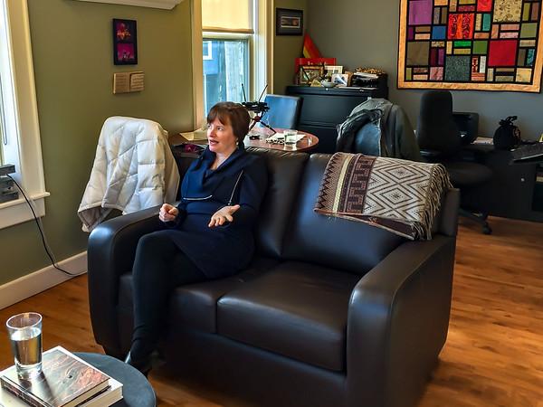 2018 CEO Lisa Browne Interview