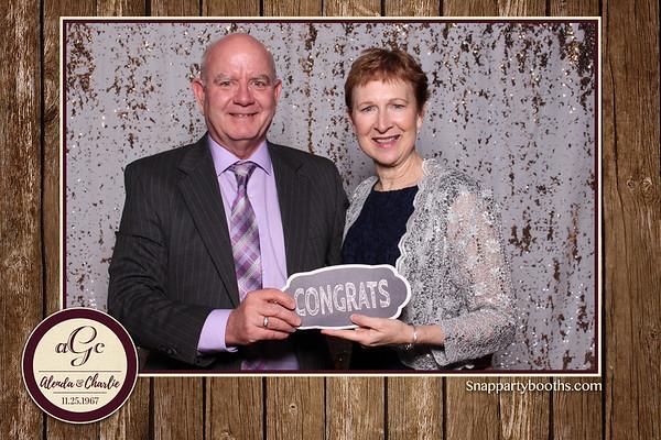 11-24-17 Charlie and Alenda Gardner 50th Anniversary