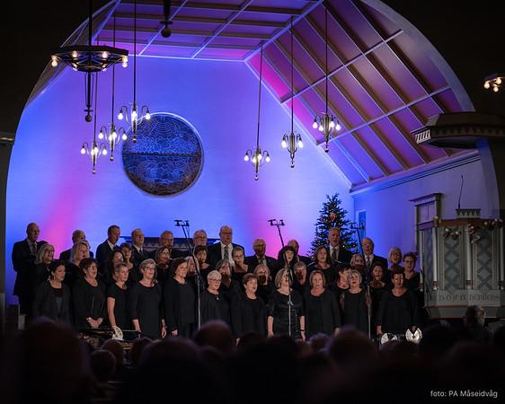 Julenattiné med Scala Brio og Jul På Sunnmørsk