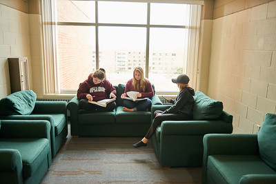 2017 UWL Residence Hall Students