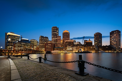Boston and Maine July 2021
