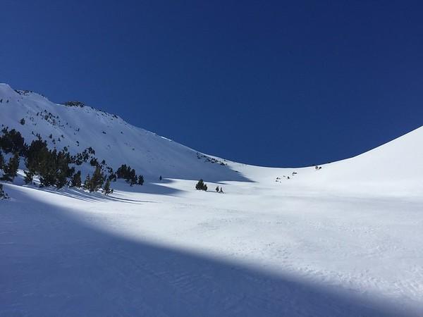Backcountry Skiing, January 27, 2017