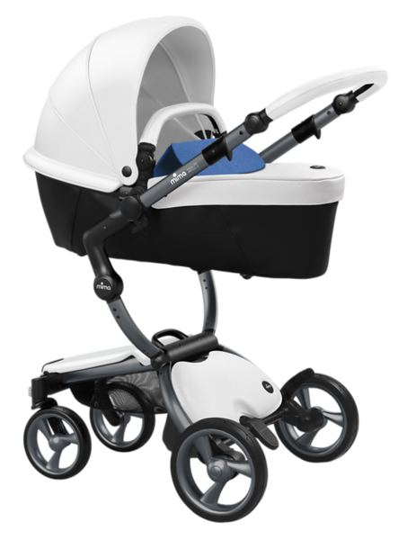 Mima_Xari_Product_Shot_Snow_White_Graphite_Chassis_Denim_Blue_Carrycot.png
