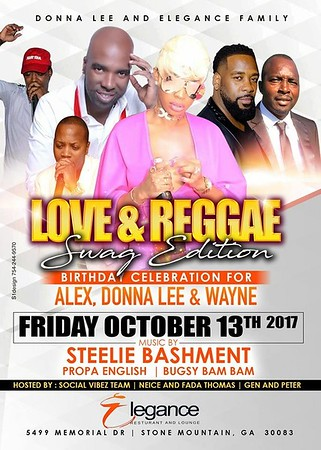 LOVE & REGGAE SWAG EDITION 2017