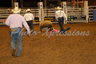 Mutton Bustin Mon 14th