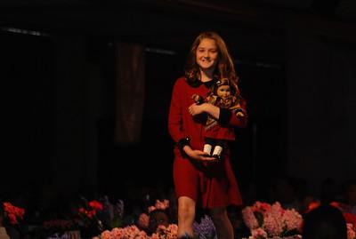 Aubrey Rose Fashion Show 2012