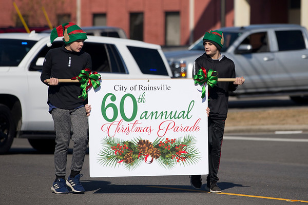 Rainsville 60th Annual Christmas Parade