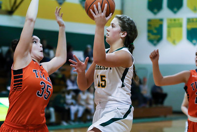 Amherst Girls Basketball vs Berea