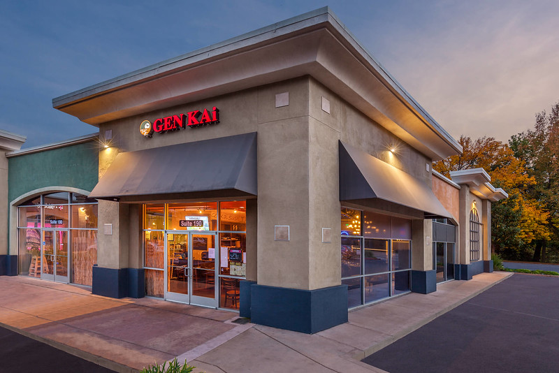 Chico Commercial Photography-Twilight-Exterior-of-Gen-Kai.jpg