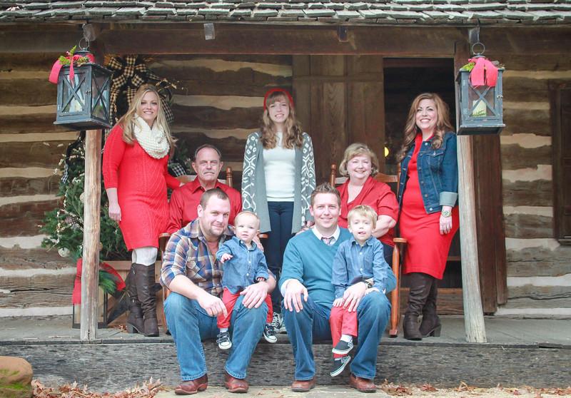 ERIN'S FAMILY X-MAS 2013-14.JPG