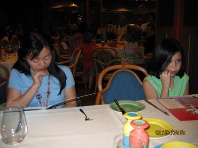 Parrot Cay Dinner