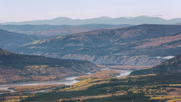 Dawson City and The Top of the World