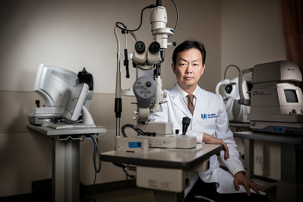 MUST - Lai Wai Wan, doctor of ophthalmology