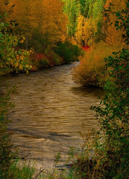 Upper Wenatchee River