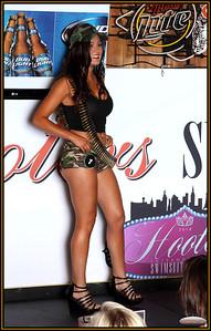 Hooters Tallahassee Bikini Contest 2014