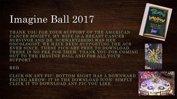 Imagine Ball 8 26 2017